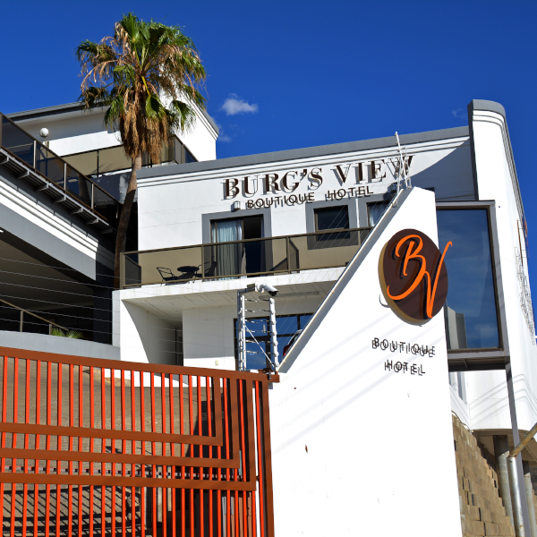 Photo of Burgsview Hotel where I Dream Africa operates